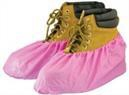 Pink Shoe Covers